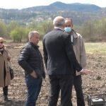 Radovi na izgradnju bunara za vodovod u MZ Kalošević